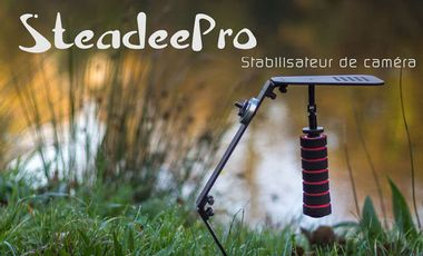 Visueel van project SteadeePro | Stabilisateur de caméra