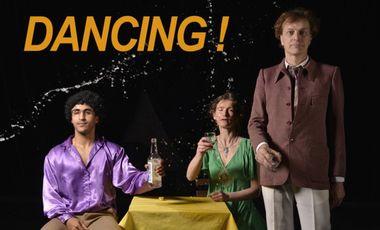 Visueel van project DANCING !