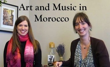 Visuel du projet Sharing the Joy of Art and Music in Morocco