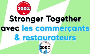 Project visual RESTO-20 EN SOUTIEN AUX RESTAURATEURS PARISIENS