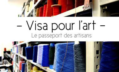 Visueel van project - VISA POUR L'ART - Le passeport des artisans