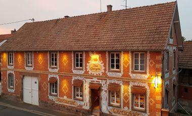 Visueel van project 67 - Restaurant Chez Georgette à Eckwersheim