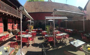 Visueel van project 67 - Restaurant D'Steinmuehl à Lampertheim