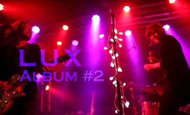 Visueel van project LUX the band - Production Album #2