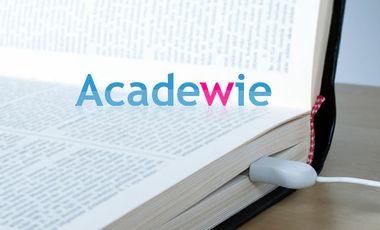 Visueel van project Acadewie - L'académie du web ouverte et collaborative