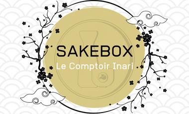 Visueel van project SakéBox : A la découverte d'une boisson emblématique du Japon !