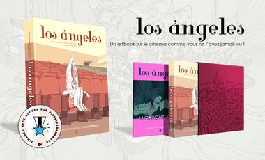 Project visual Los ángeles: storyboards & songs of sirens caught in celluloid