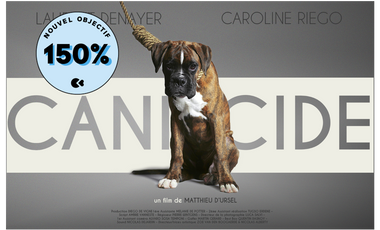 Visueel van project CANICIDE / court-métrage
