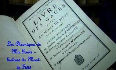 Visuel du projet Une histoire du Mont-de-Piété à Bordeaux