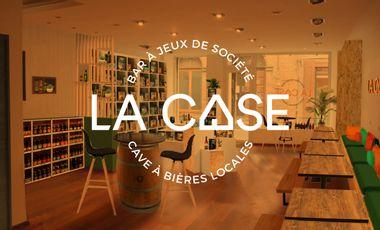 Project visual La Case - Café & boutique ludique, Cave à bières, St-Sulpice-La-Pointe