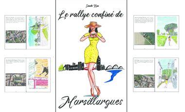 Visueel van project Le rallye confiné de Marsillargues