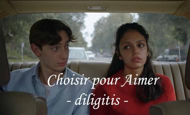 """Visueel van project Court-métrage """"Choisir pour Aimer"""""""