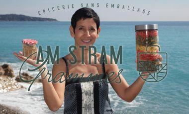 Visueel van project Am Stram Grammes : Epicerie locale 100% zero déchet à Nice