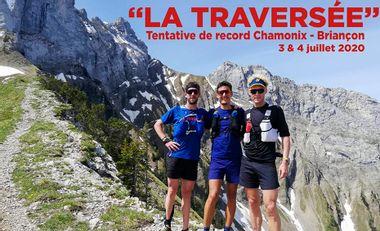 Project visual GR 5 : Grégoire Curmer, Martin Kern et Baptiste Robin s'attaquent au record !