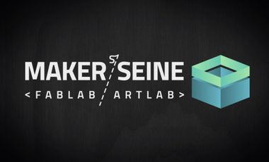 Project visual Maker/Seine // FabLab/ArtLab
