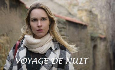 Visuel du projet VOYAGE DE NUIT  (le voyage de Claire)