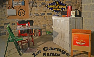 Project visual Le Garage: Espace Culturel Associatif