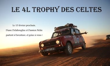 Visueel van project Le 4L Trophy des celtes