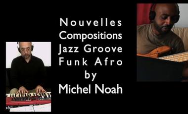 Visuel du projet Album Michel Noah NOALOGY