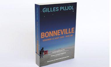 """Visueel van project Un récit de Gilles PUJOL - """"BONNEVILLE, VENDREDI 22 AOUT 2008 - 9H00"""""""