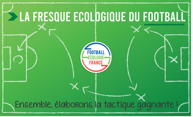 Visueel van project La Fresque Ecologique du Football