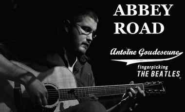 Visuel du projet Antoine Goudeseune : Abbey Road