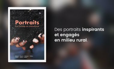 Visueel van project Portraits - La Drôme en transition