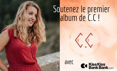 Visuel du projet Aidez C.C à produire son premier album !