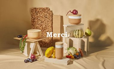 Visueel van project Hesti, sustainable tableware for meals on the go