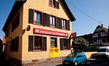Project visual 67 - Restaurant La Charrue à Geudertheim