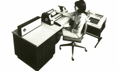 Project visual Sauvegarde d'un téléscripteur LITTON de 1970 - Association WDA.