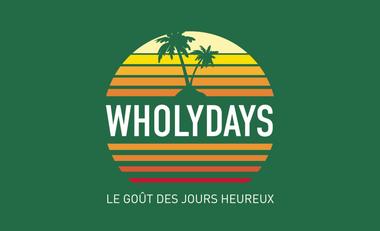 Visueel van project Wholydays : Le goût des jours heureux
