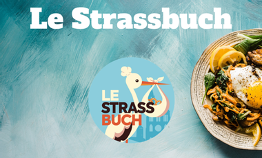Visueel van project Le Strassbuch, le guide culturel du strasbourgeois