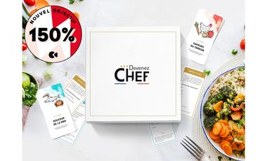 Visueel van project Devenez Chef - en famille & entre amis