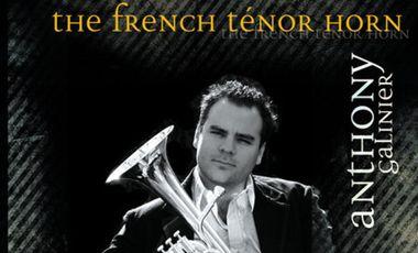 Visuel du projet Premier CD français de Saxhorn Alto Mib interprété par Anthony Galinier