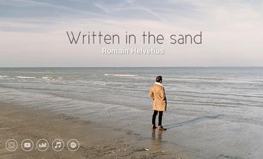 Visueel van project Romain Helvétius : Sortie du premier album EP