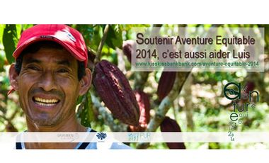 Project visual Aventure Equitable 2014