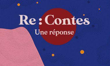Visueel van project Re: contes, la première édition