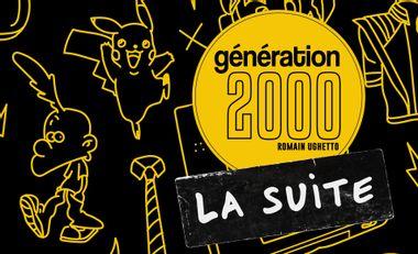 Project visual GÉNÉRATION 2000, LA SUITE ?