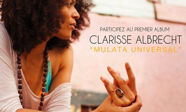 Visuel du projet Mulata Universal - Participez à mon premier album