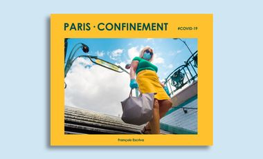 Project visual Paris Confinement - #Covid-19 - Livre photo
