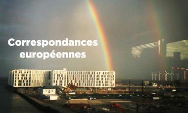 Visueel van project Correspondances européennes