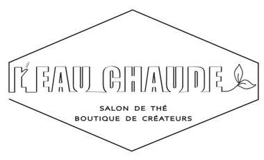 Project visual L'Eau Chaude, le salon de thé créatif !