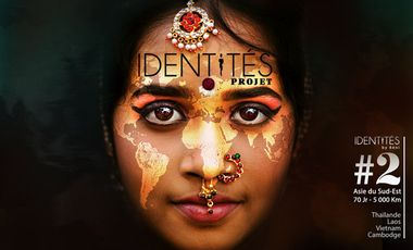 Project visual IDENTiTESproject#2 Asia