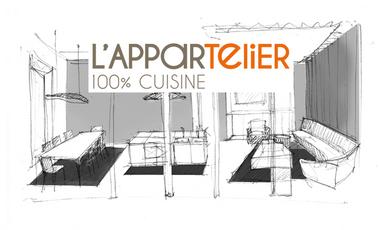 Visuel du projet L'Appartelier