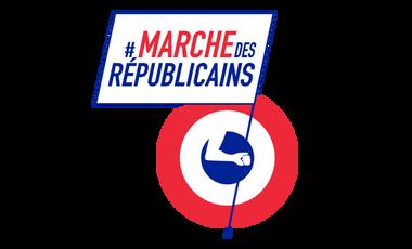 Visueel van project Mobilisons-nous pour la #MarchedesRépublicains