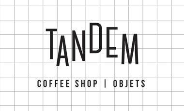 Visuel du projet TANDEM CoffeeShop & Objets