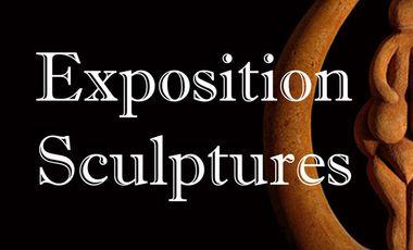 Project visual Exposition Sculptures sur pierres