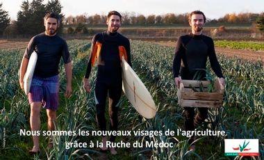 Visueel van project La Ruche du Médoc