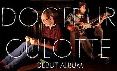 Project visual Docteur Culotte - OLGA - 1er disque
